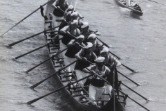 Dodesona in Canal Grande prima vogalong 1975 d