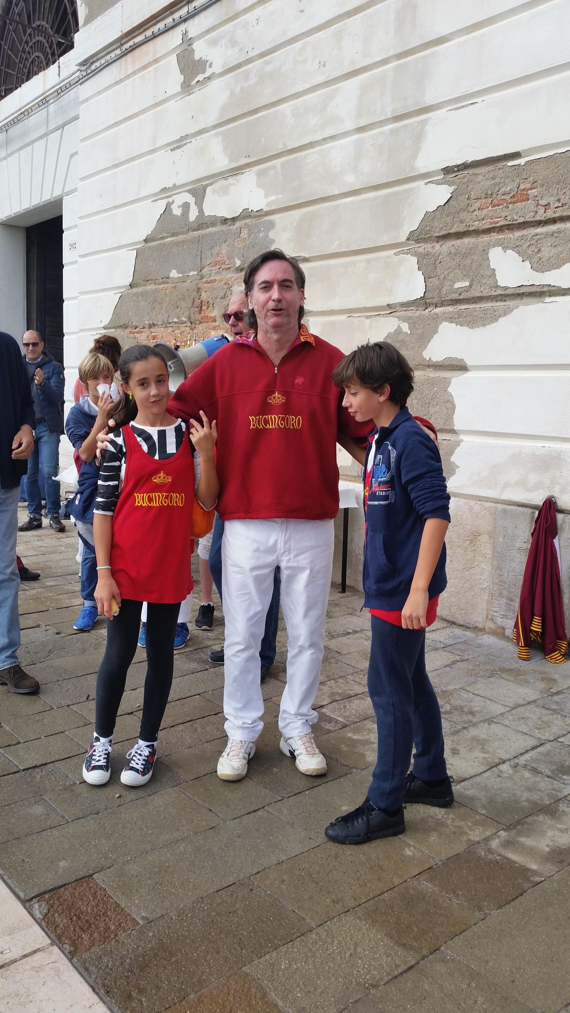 Giuseppe Dalmartello, Bianca Manfredonia e Carlo Manfredonia