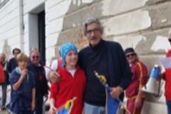 Roberto Palmarin e Giovanni Casellati