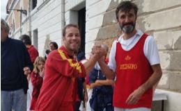 Marc Guillemot e Marco Dolcetti