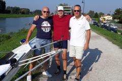 Stefano Meis, Enrico De Fina, Daniele Mainardi, Campionati Regionali