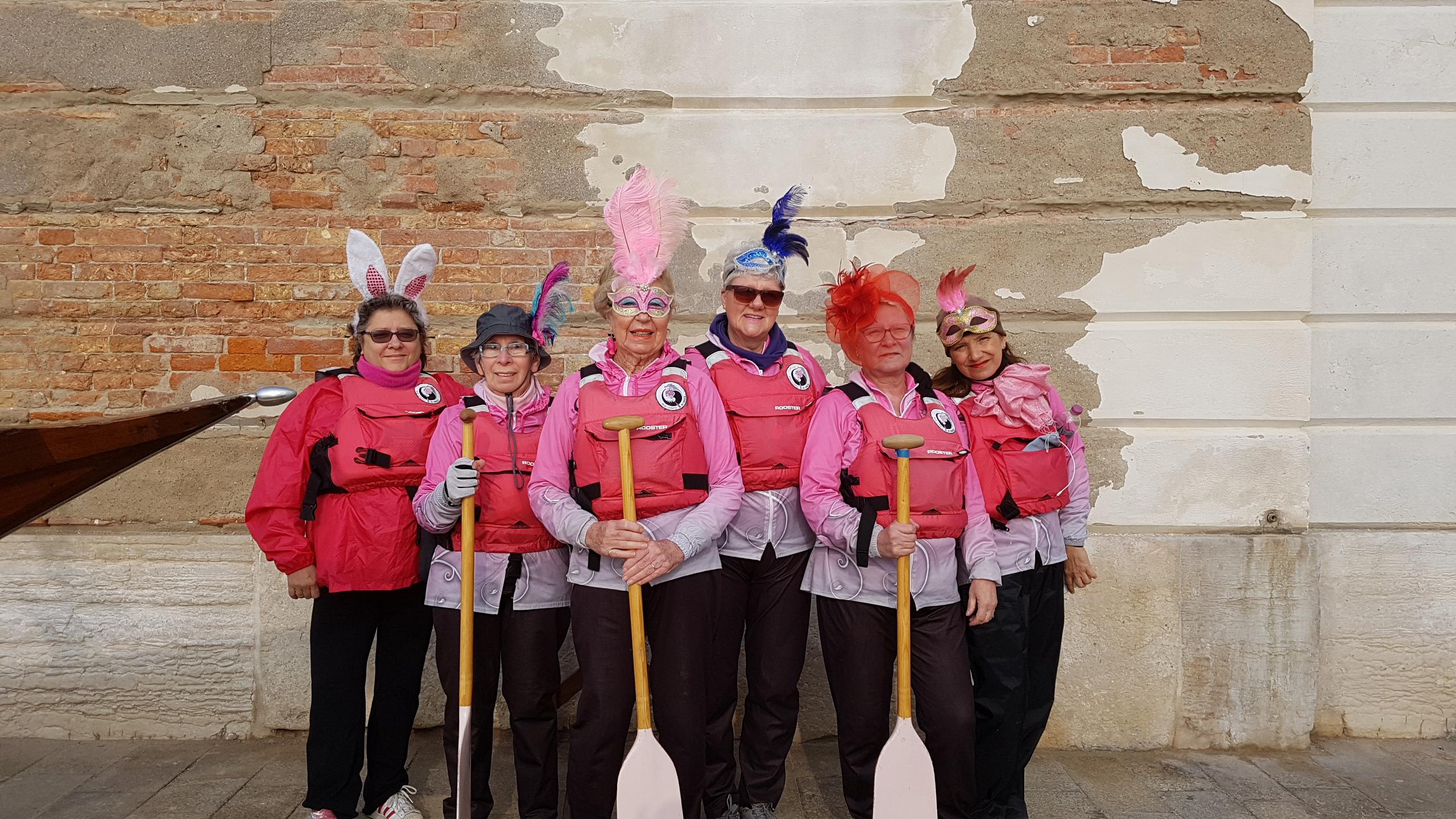 Corteo Carnevale_20180128 Pink Lioness