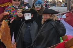 Equipaggio Caorlina Carnevale 2017