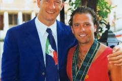 Daniele Scarpa e Massimo De Gregori Campionati Nazionali anni 80