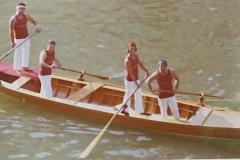 Gondola carpinacesca 1975 b