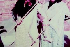 Le prime Befane Italo Bianchetto e Enzo Rinaldi