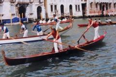 Prina Vogalonga 1975 Canal Grande Gondolino
