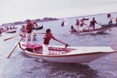 Pupparino Dorsoduro Vogalonga anni 70