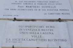 Targa Canottieri Mestre San Giuliano