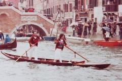 Veneta a Canareggio Vogalonga 1976