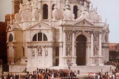 Visita Papa Paolo VI  Venezia 1972-09-16