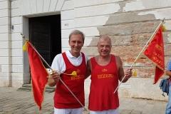 Riccardo Romanelli e Gian Piero Pauletta