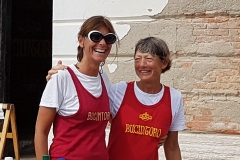 Eleonora Binetti e Paula Landart