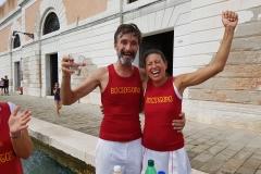 Marco Dolcetti e Lola Savini