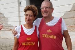 Carlotta Carlotti e Francesco Casellati