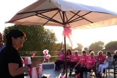 Francesca Baldi, capogruppo Pink Lioness