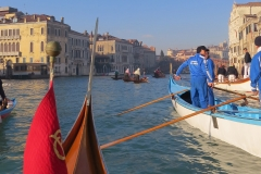Regata delle Befane 2019, Canal Grande,  Venezia