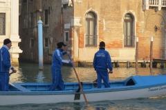 Canottieri Querini in Gondola a 4, Regata Befane 2019