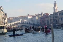 Regata delle Befane 2019, Ponte di Rialto