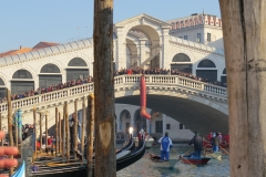 Regata delle Befane Venezia 2019 - ponte di Rialto