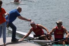 Stefano Mies e Daniele Mainardi, bronzo doppio - Foto A.Martini