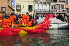 Sfilata Barche Carnevale 2017