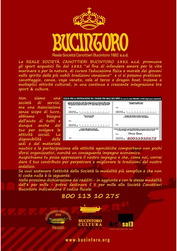 volantino 5x1000 2014