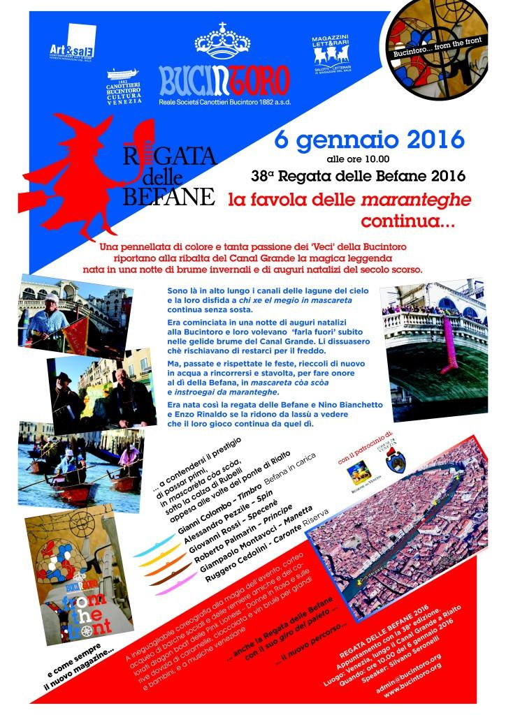 volantino BEFANE 2016 def