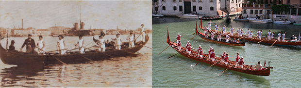 The Dodesona in 1908 and in 2015