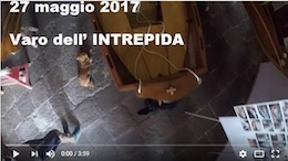 Varo dell'Intrepida, Canottieri Bucintoro, video di Francesco Guerra