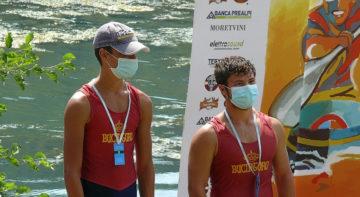 Savian e Pastrello oro nel 200m